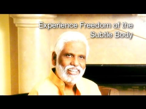 Experience Freedom of The Subtle Body: Guided Meditation by Dr. Pillai