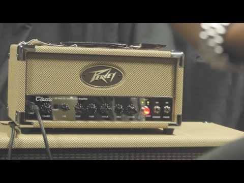 Soundcheck Peavey Classic 20 MH + 212-C Enclosure