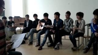 bài ca tình yêu guitar cover