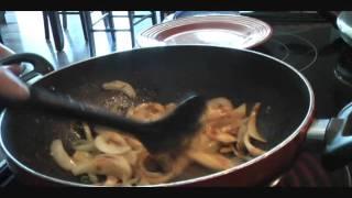 Taro Root Recipe, Stir Fry Arbi (Taro Root) Indian Recipe