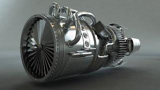 Le Réacteur Rolls-Royce Le Plus Puissant Au Monde  ( Documentaire )