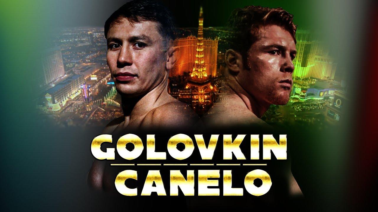 Resultado de imagen para CANELO VS GOLOVKIN