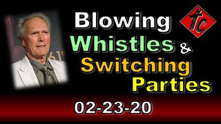 Blowing Whistles & Switching Parties - Truthification Chronicles