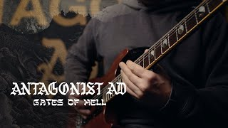 Antagonist A.D - Gates Of Hell (Guitar Playthrough) YouTube Videos