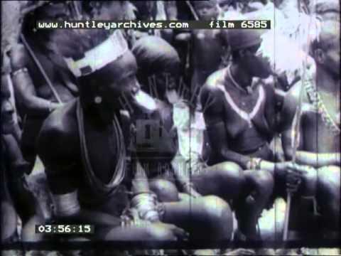 Cape Town, 1930's - Film 6585