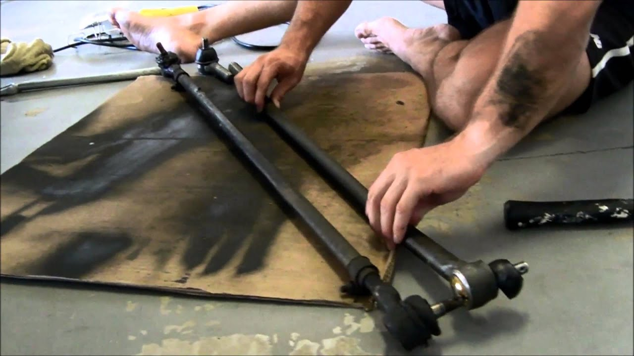 jeep cherokee tie rod replacement/upgrade