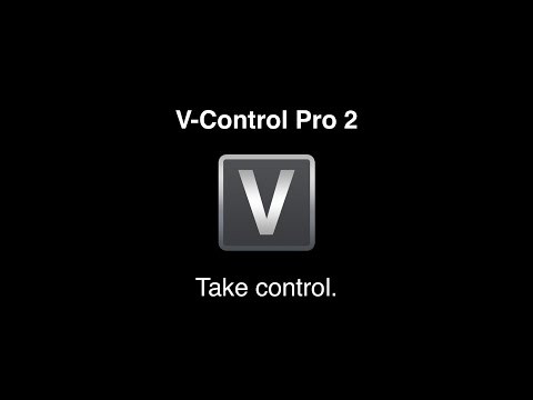 V-Control Pro 2 Overview