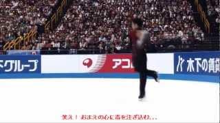 Japan Open 2012:歌劇【Pagliacci-道化師】の『衣装をつけろ』の歌をか...