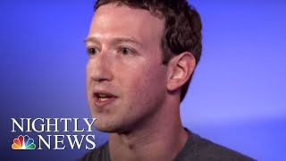 mark zuckerberg on data breach scandal