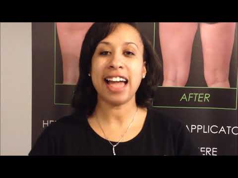 Armpit fat gone in 45 minutes
