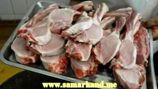 Видео рецепт приготовления шашлыка из свинины