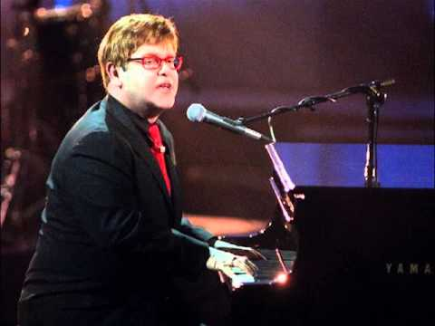 Elton John - Simple Life - Memphis 1997