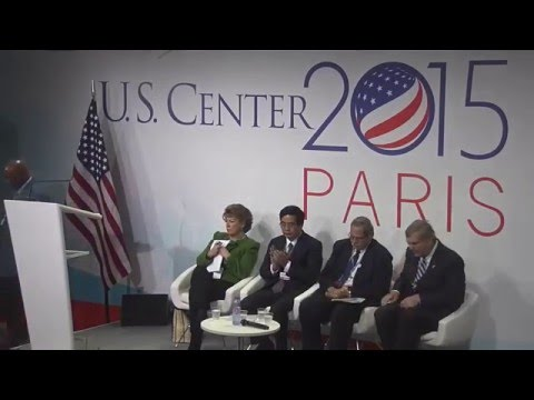 COP-21: Global Alliance for Climate Smart Agriculture (12/2)