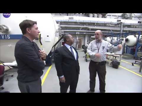 NASA African American History Month Profile - Tommy Thompson (Marshall Space Flight Center)
