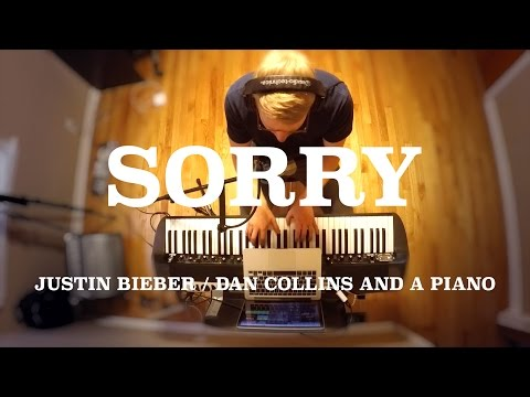 """Sorry"" (Justin Bieber Cover) – Dan Collins and a Piano"