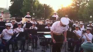 "7/16/14 ""Introduction & National Anthem,"" US Marine Band"
