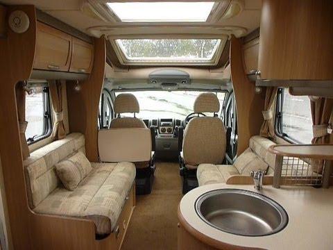 Bessacarr E560 Motorhome 2007 2 3 4 Berth Tour Youtube