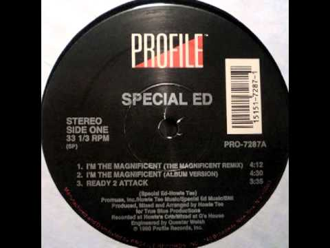 SPECIAL ED - I'M THE MAGNIFICENT (ALBUM VERSION)