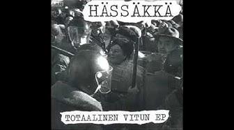 Hässäkkä - Totaalinen Vitun EP - 1995 - (Full Album)