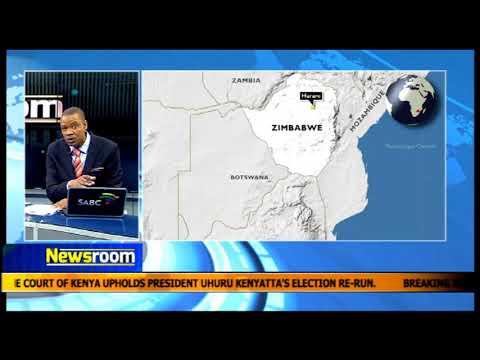 Zimbabwe's Tendai Biti on situation in Zimbabwe