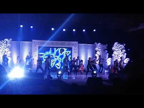 Group Dance | Tumhi Ho Bandhu | Gulaboo | Dekha Jo Tujhe Yar | Kombada Katata Hai | TE Mech