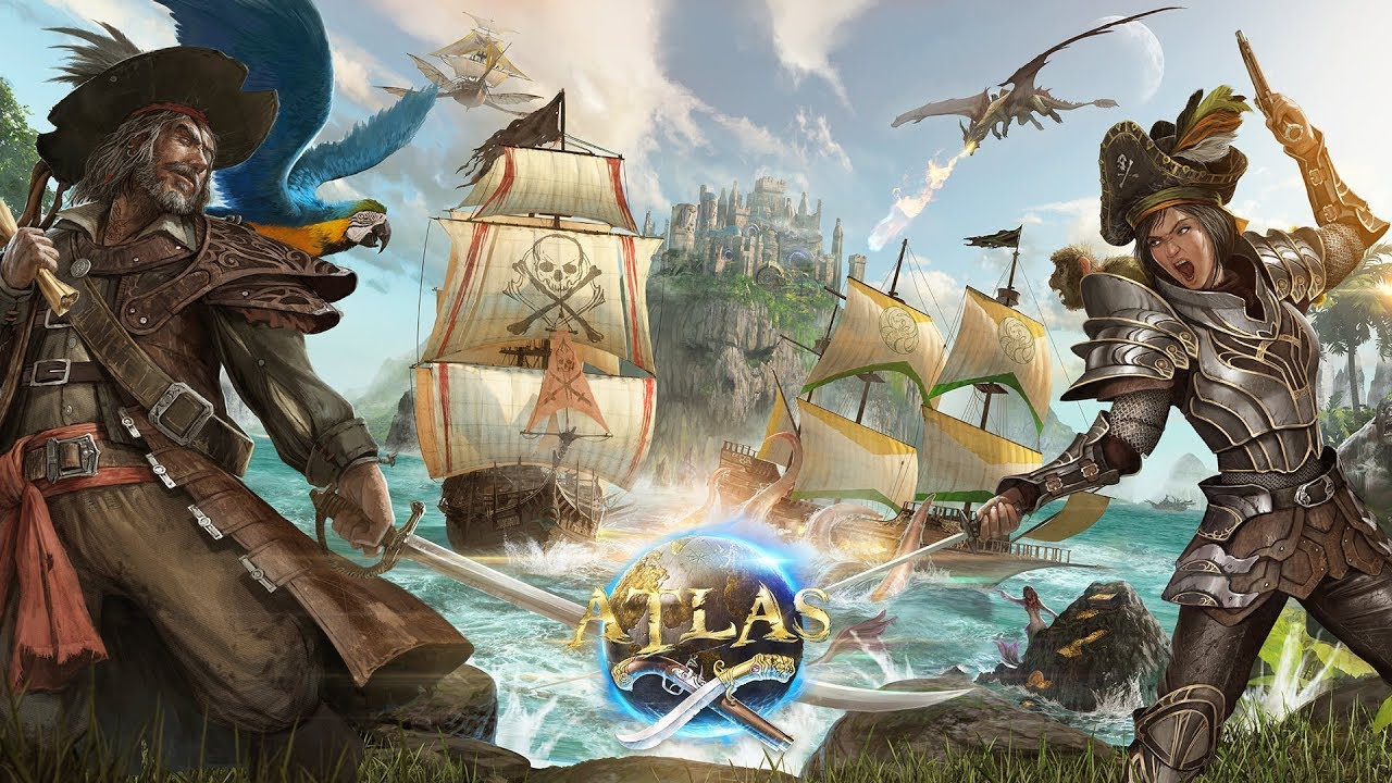 Atlas MMO: Hands-on with the new pirate game from the