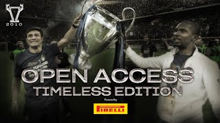 BAYERN MUNICH 0-2 INTER | BACK TO MILANO WITH THE CHAMPIONS LEAGUE | OPEN ACCESS TIMELESS EDITION