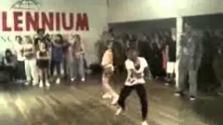 Madison Pettis Dances to okay by lil john