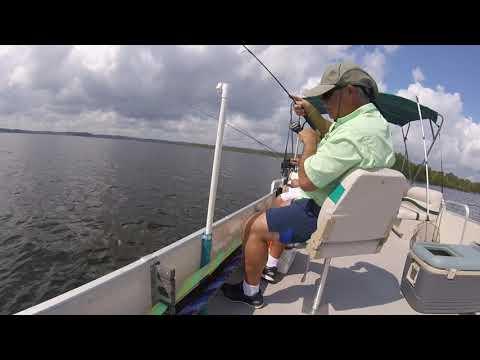 September Crappie Fishing On Lake Sam Rayburn