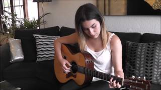 Repeat youtube video (Chris Medina) What Are Words - Gabriella Quevedo