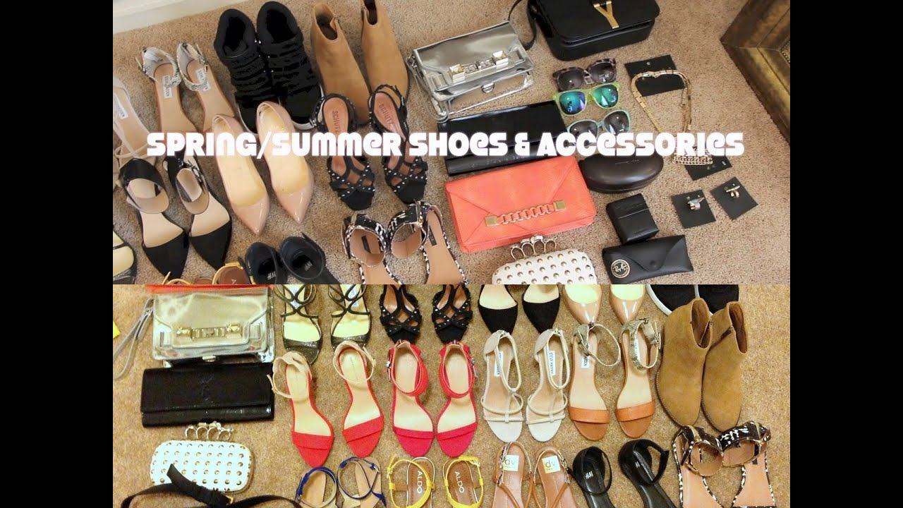 8984892fd45 S S) Spring Summer Collection - Shoes and Accessories - YouTube