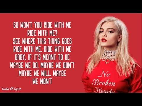 Bebe Rexha - MEANT TO BE (Acoustic) (Lyrics)