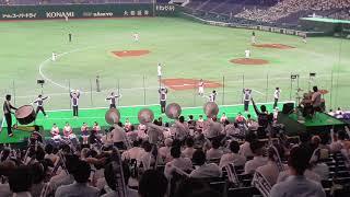 2018/7/19 対大阪ガス 東京ドーム.