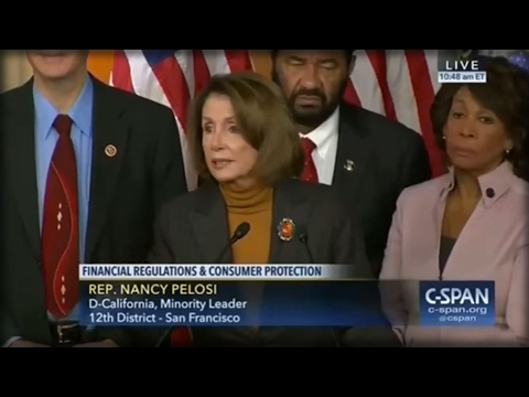 SHE'S FRIED! NANCY PELOSI JUST PROVED SHE'S INSANE IN THIS VIDEO SHE WISHES WOULD JUST DISAPPEAR