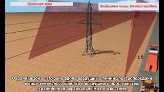 Охоронна зона ліній електропередачі - це небезпечно!