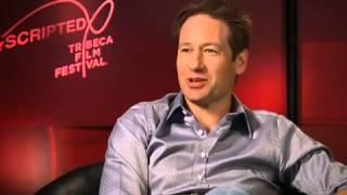 'the tv set' | unscripted | david duchovny, ioan gruffudd