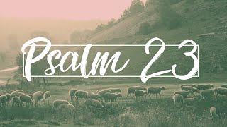 PSALM 23-Encounter Service 8.19.20