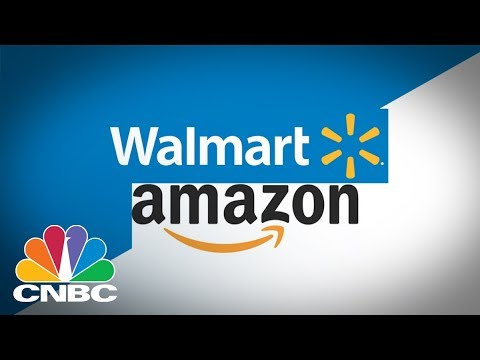 Amazon Be Warned, The Online 'War' Is On With Wal-Mart, Analyst Says: Bottom Line | CNBC