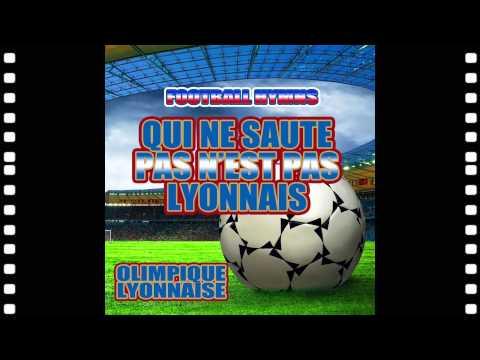 Hymne Olympique Lyonnais - Karaoke Version - Qui Ne Saute Pas N'Est Pas Lyonnais - Football Hymns