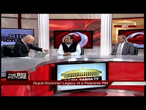 The Big Picture - Gujral Doctrine : Legacy of a Peacenik PM