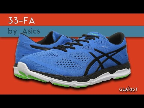 ASICS 33-FA REVIEW | Gearist