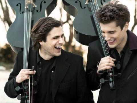 viva la vida-2 Cellos