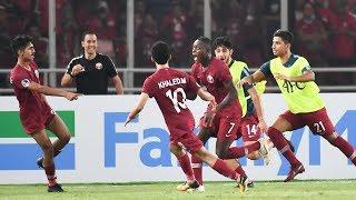 أهداف مباراة قطر 6-5 إندونيسيا   ريفالدو يدخل كبديل ويسجل هاتريك وقطر تنجو من معجزة إندونيسية
