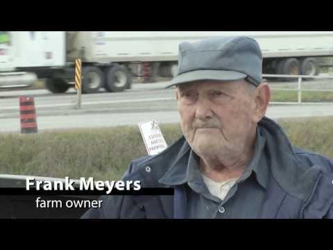 Frank Meyer's farm
