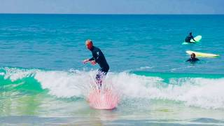 Social Heroes Bristol - Surf & Yoga in Morocco 2018