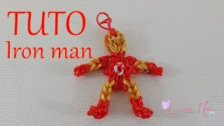 comment faire iron man en elastique