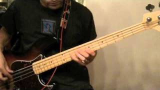 Chic - Le Freak - Bass Cover
