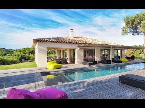 St Tropez Villa for Rent, Close to Beach