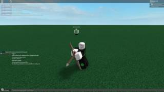 Roblox Script Showcase Episode#582/TS Bow And Arrow