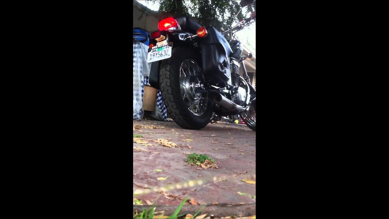 jardine exhaust with mod s40 suzuki - youtube